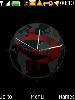 Swf Mart Clock Mobile Theme