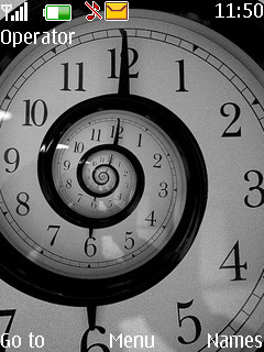 Clocks Mobile Theme