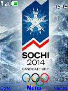 Sochi Mobile Theme