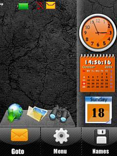 Nokia D Core V2 Mobile Theme
