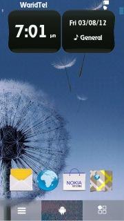 Galaxy S III Mobile Theme