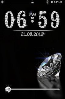 Ls Diamond Mobile Theme