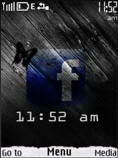 Facebook Time Mobile Theme