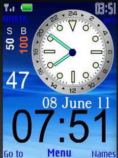 All In One S40 Theme Mobile Theme