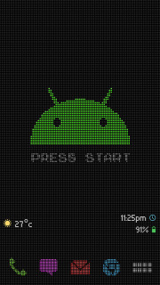 Android 3D Start Press Theme Mobile Theme