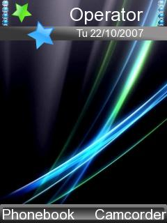Vista Mobile Theme