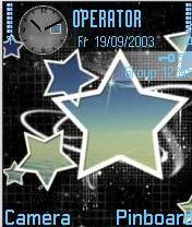 Stars Mobile Theme