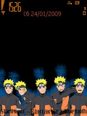 Naruto Mobile Theme