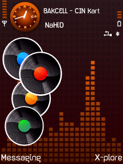 Mix Theme For Nokia Mobile Theme