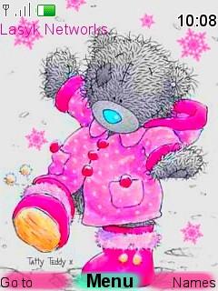 Teddy Bear Mobile Theme