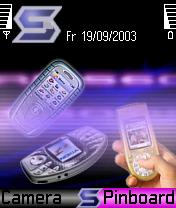 Series 60 Theme Mobile Theme