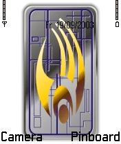 The Borg Theme Mobile Theme