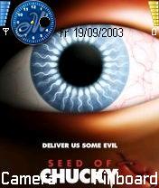 Chucky 2 Mobile Theme