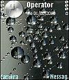 Bubbles Mobile Theme