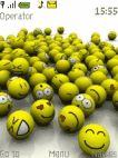 Smile Mobile Theme