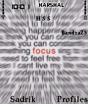 Focus Mobile Theme