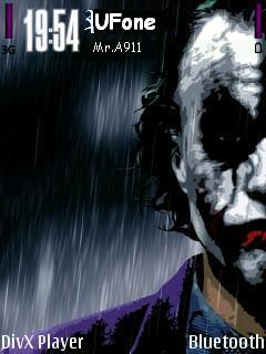 World's No 1 Joker Mobile Theme