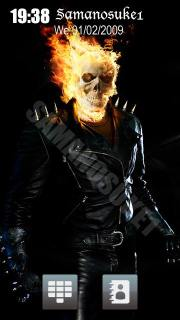Ghost Rider Mobile Mobile Theme