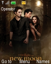 New Moon Volturi Mobile Theme