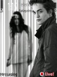 Edward And Bella Mobile Theme