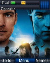 Avatar Mobile Theme