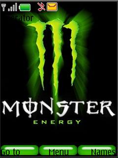 Monster Icon Theme Mobile Theme