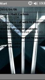 X Man Htc Theme Mobile Theme