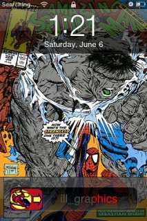 Spiderman IPhone Theme Mobile Theme