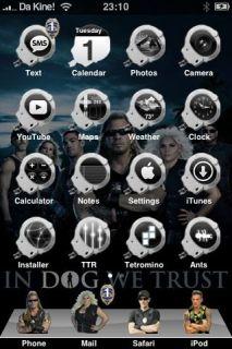 Dog The Bounty Hunter Apple IPhone Theme Mobile Theme