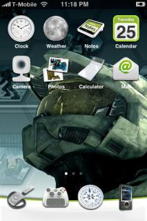 Xbox 360 Theme Mobile Theme