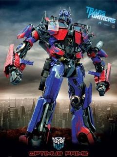 Transformer Mobile Theme