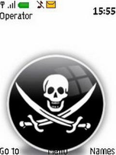 Pirates Mobile Theme