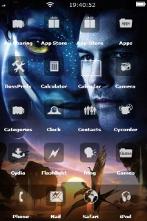 Avatar For IPhone Theme Mobile Theme