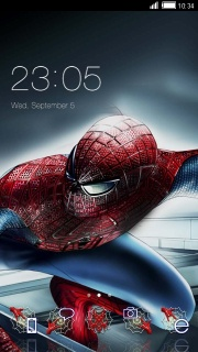 Spider Man  Movies Android Theme Mobile Theme