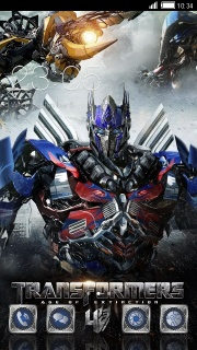 Transformers 4 Android Theme Mobile Theme