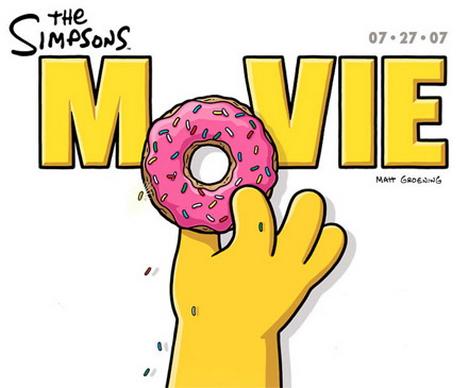 Simpsons Movie Mobile Theme