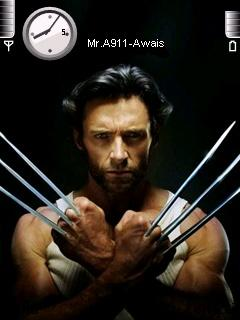 X-man Origins Wolverine Mobile Theme