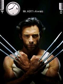 X-man Origins Wolverine Mobile Theme
