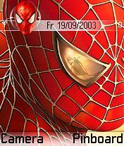 Spiderman 2 Theme Mobile Theme