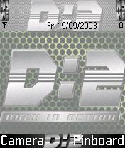 Dhoom 2 Theme Mobile Theme