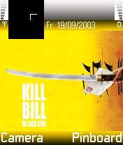 Kill Bill Theme Mobile Theme