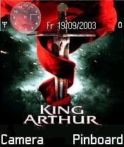 King Arthur Mobile Theme
