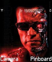 Terminator 3 Nokia Theme Mobile Theme