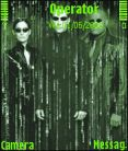 Matrix Mobile Theme