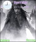 Jack Sparrow 3 Mobile Theme
