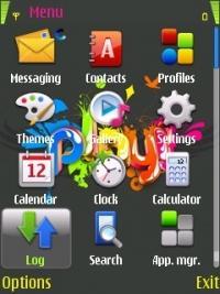 Play Mobile Theme
