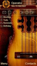 Charango By Bea Mobile Theme