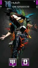 Dance Mobile Theme