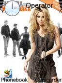 Shakira Waka Waka Mobile Theme