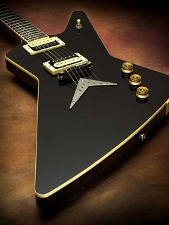 Guitar Mobile Theme